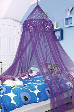 LILAC OASIS PRINCESS BED CANOPY FOR TWIN BEDS Sid Trading http://www.amazon.com/dp/B00HDOKGH8/ref=cm_sw_r_pi_dp_iJ.1ub1HDQHFY