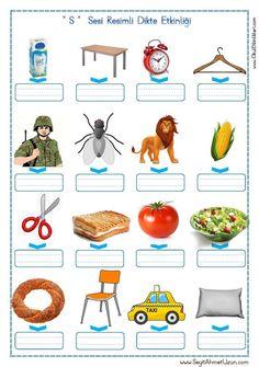 Bulgarian Language, Turkish Language, Learn Turkish, Asd, Homeschool, Doodles, Worksheets, Education, Teacher
