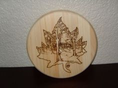 to prepare for a wood burn project