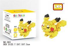 LNO Mini blocks Pokemon go 083