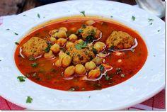 a Chana Masala, Soup, Healthy, Ethnic Recipes, Soups, Health