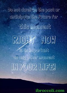 live in the present!   #quotes #life #present #motivation