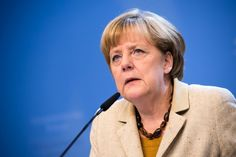 Kanzlerin Angela Merkel beim EU-Gipfel in Brüssel: Die CDU-Politikerin hat Großbritanniens Premier die nächste Absage erteilt