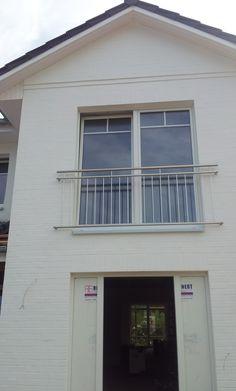 Bodentiefe fenster obergeschoss  Bodentiefe Fenster mit Absturzsicherung im Dachgeschoss | Fassade ...