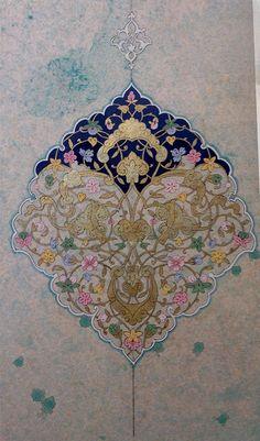 Islamic Art Pattern, Pattern Art, Islamic Art Calligraphy, Calligraphy Alphabet, Celtic Art, Celtic Dragon, Motifs Islamiques, Illumination Art, Islamic Paintings