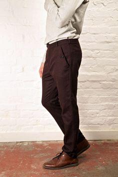 Free/Man trousers