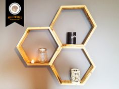 Pallet Bar Stool // Seat chair Reclaimed Recyled by PalletWorksUK Pallet Bar Stools, Bar Stool Seats, Home Decor Hacks, Pallet Furniture, Pallet Projects, Honeycomb, Home And Living, Floating Shelves, Upcycle