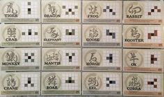 For your next Family Game Night with teens, Stuart Dunn recommends Onitama, a two-player abstract strategy game with a martial-arts twist. Family Game Night, Family Games, Tiger Dragon, Logic Games, Strategy Games, Diy Games, Tabletop Games, Game Design, Card Games