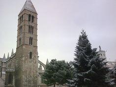 Iglesia de la Antigua nevada.