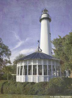 """Lighthouse Fantasy"" by Fran Gallogly, via 500px."