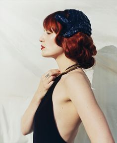 Florence + the Machine's Ceremonials album photoshoot (2011), by Tom Beard.