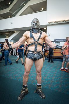 Gladiator Cosplay - #SDCC San Diego Comic Con 2014