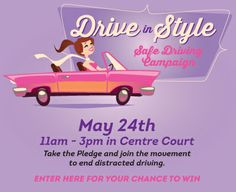 Take the pledge and you could #win $1000 in prizes! #GoBillings #DriveInStyle
