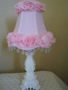 Custom Lamp and Shade $22.00  www.rebekahscustomcreations.yolasite.com