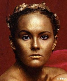 Rachael Stirling ~ daughter of Diana Rigg