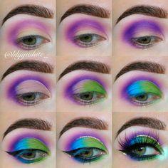 Gorgeous Makeup: Tips and Tricks With Eye Makeup and Eyeshadow – Makeup Design Ideas Makeup Goals, Makeup Inspo, Makeup Inspiration, Makeup Ideas, Makeup Hacks, Makeup Eye Looks, Eye Makeup Steps, Gorgeous Makeup, Pretty Makeup