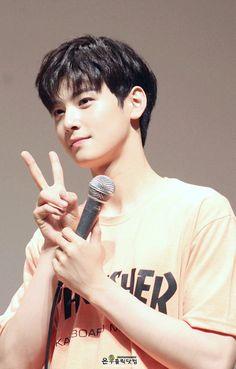 Cha Eunwoo 차은우    Lee Dongmin 이동민    Astro    1997    183cm    Vocal    Visual