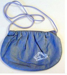 80s Jordache Purse. I would love to have one of these again!