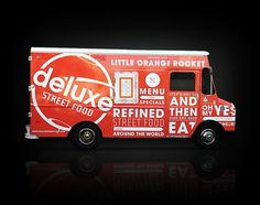 Design an inviting Food Truck
