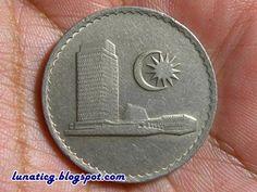 Malaysia Parliament series coins-1967