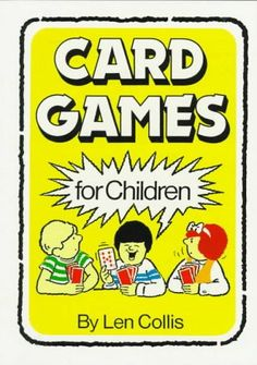 Card Games for Children « Library User Group