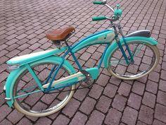 Cruiser Bicycle, Vintage Bicycles, Tricycle, Motorcycle, Columbia, Big, Black, Bicycles, Touring Bike
