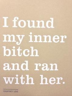 Courtney Love.