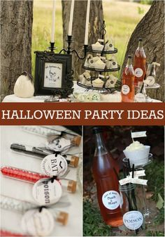 A Halloween Party for Older Kids