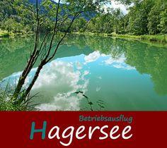 Betriebsausflug Hager-Angelsee  (Bayern / Tirol)  Idee