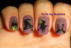 Heksen - Nails by Malinka