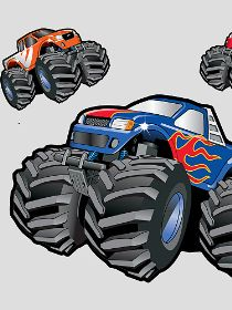 Shop General Graphics General Kids Graphics at Fathead Monster Truck Room, Monster Truck Birthday, Monster Trucks, Wall Stickers, Wall Decals, Kids Graphics, Toddler Rooms, Game Room, Entertaining