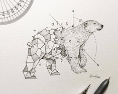 Geometric Beasts by Kerby Rosanes: http://www.playmagazine.info/geometric-beasts-kerby-rosanes/
