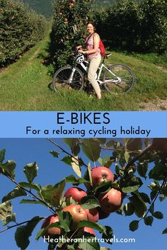 Read how e-bikes can make your cycling holiday more enjoyable, enabling you to stay healthy with a little extra help on the hills Cycling Holiday, South Tyrol, Enabling, Solo Travel, Outdoor Travel, Travel Guides, How To Stay Healthy, Backpacking, Adventure Travel