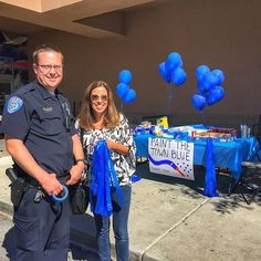 Many thanks to our law enforcement officers in #ParkCity #summitcounty and nationwide for all you do serving and protecting our citizens and communities! #PaintTheTownBlue