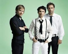 The group Muse...