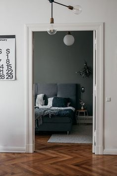 Interior: our bedroom