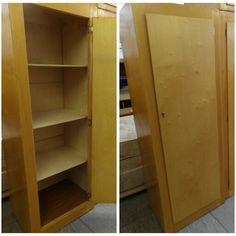 Storage Cupboard GC  -------------------------------------------------- H-169cm W-61cm D-53cm Was £45 Now £36 (PC150)
