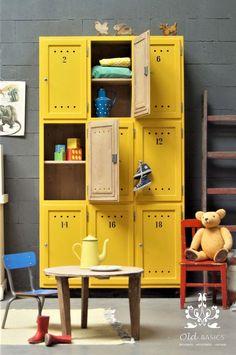 Bookshelf Styling, Bookshelves, Inspiration Boards, Cupboards, Diy For Kids, Home Projects, Kids Bedroom, Playroom, Lockers