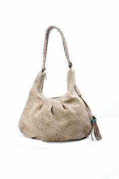 Tote large canvas bag shoulder bag hobo bag Diaper by RuthKraus
