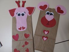 Valentine's Day Crafting « cute bags