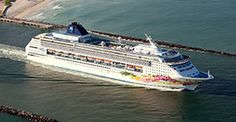 The popular Norwegian Sky offers 3- and 4-day cruises year-round to the Bahamas from Miami. And, if you decide to bring the kids, we'll keep them entertained all day, while you lounge by the pool, play in the casino, or enjoy dinner at one of many restaurants. Book your vacation today: http://www.ncl.com/cruise-ship/SKY/overview?cid=SM_NCL_GLO_NA_PIN_BKN_NA_sky_XXXXXXX_XXXXXXX