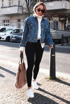 BLACK turtleneck chunky sweater - Google Search Uni Outfits, Casual Winter Outfits, Winter Fashion Outfits, Mode Outfits, Everyday Outfits, Trendy Outfits, Fall Outfits, Emo Fashion, Outfits With Black Jeans