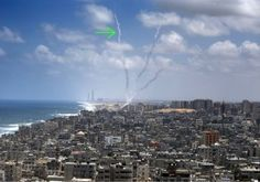 Hamas fires rockets on its own citizens, today in Gaza (8/8/14)!