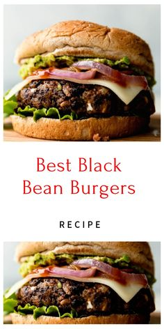 Best Black Bean Burgers Recipe Best Black Bean Burgers Recipe Easy and Delicious Best Black Bean Burgers Recipe Whole Foods, Whole Food Recipes, Dinner Recipes, Cooking Recipes, Cooking Tips, Veggie Dishes, Vegetable Recipes, Vegetarian Recipes, Healthy Recipes