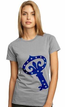Kappa Kappa Gamma - symbol tee #KKG #t-shirts #sororityclothing