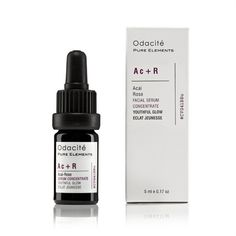 Youthful Glow Booster (Acai + Rose) Acai is great for anti aging so would be nice as a night oil