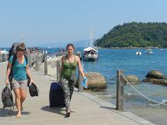 Boat and Private Transfer from Ilha Grande to Rio de Janeiro