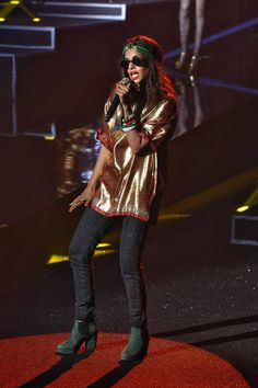 M.I.A. raps, sings, and dresses like no one else: happy birthday to this rockstar!