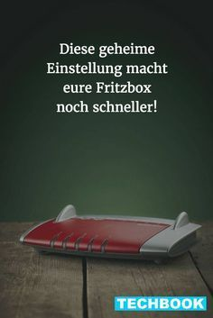 This trick makes your Fritzbox faster! AVM's Fritzbox router is considered … – Perfect Girl life style fashion Good To Know, Did You Know, Fritz Box, Whatsapp Tricks, Life Hacks, K Om, Home Technology, Clothing Hacks, How To Plan