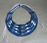 Leather Sailor Necklace